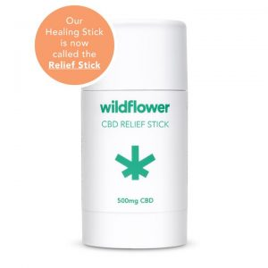 Wildflower CBD Healing Stick