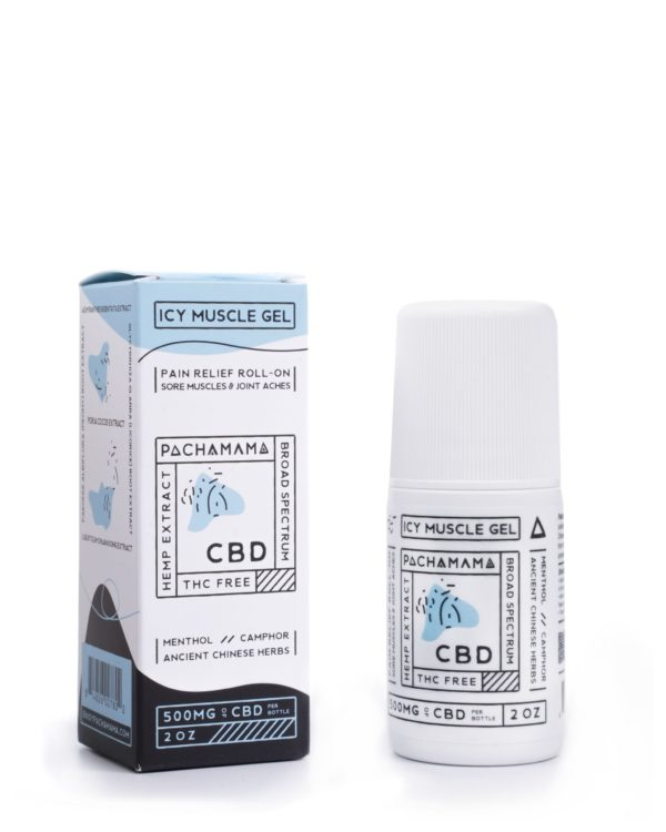 Pachamama Icy Muscle Gel