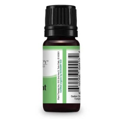 Plant Therapy Peppermint Essential Oil Side