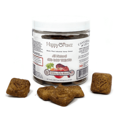 Cannabidiol Life CBD Dog Treats