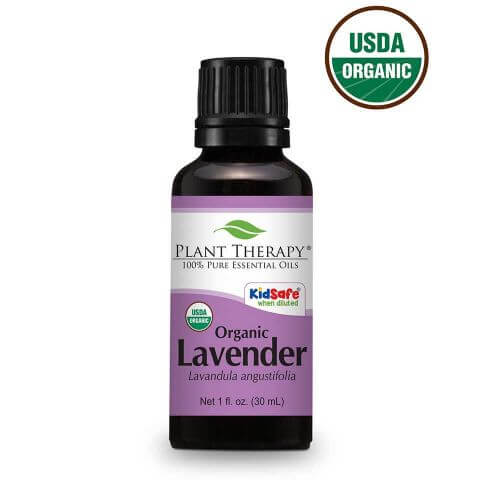 Plant Therapy Lavender Organic Essential Oil