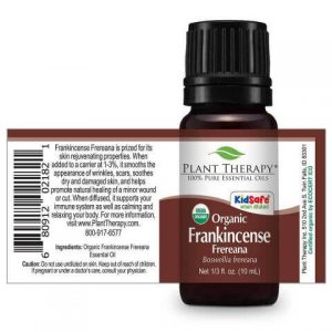 Frankincense Frereana Stretch Label