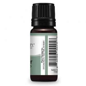 Plant Therapy Zit Fighter Side Label