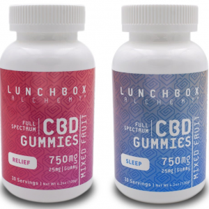 Lunchbox - 1500mg Bundle