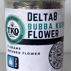 Delta-8 THC Infused Flower
